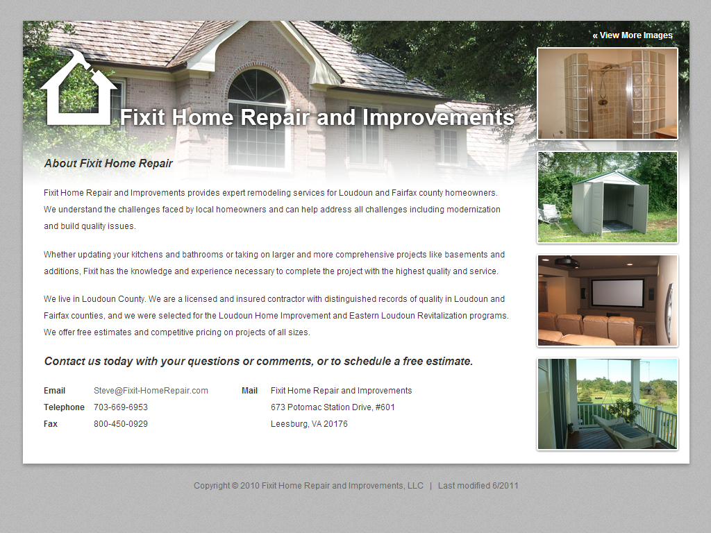 Fixit Home Repair